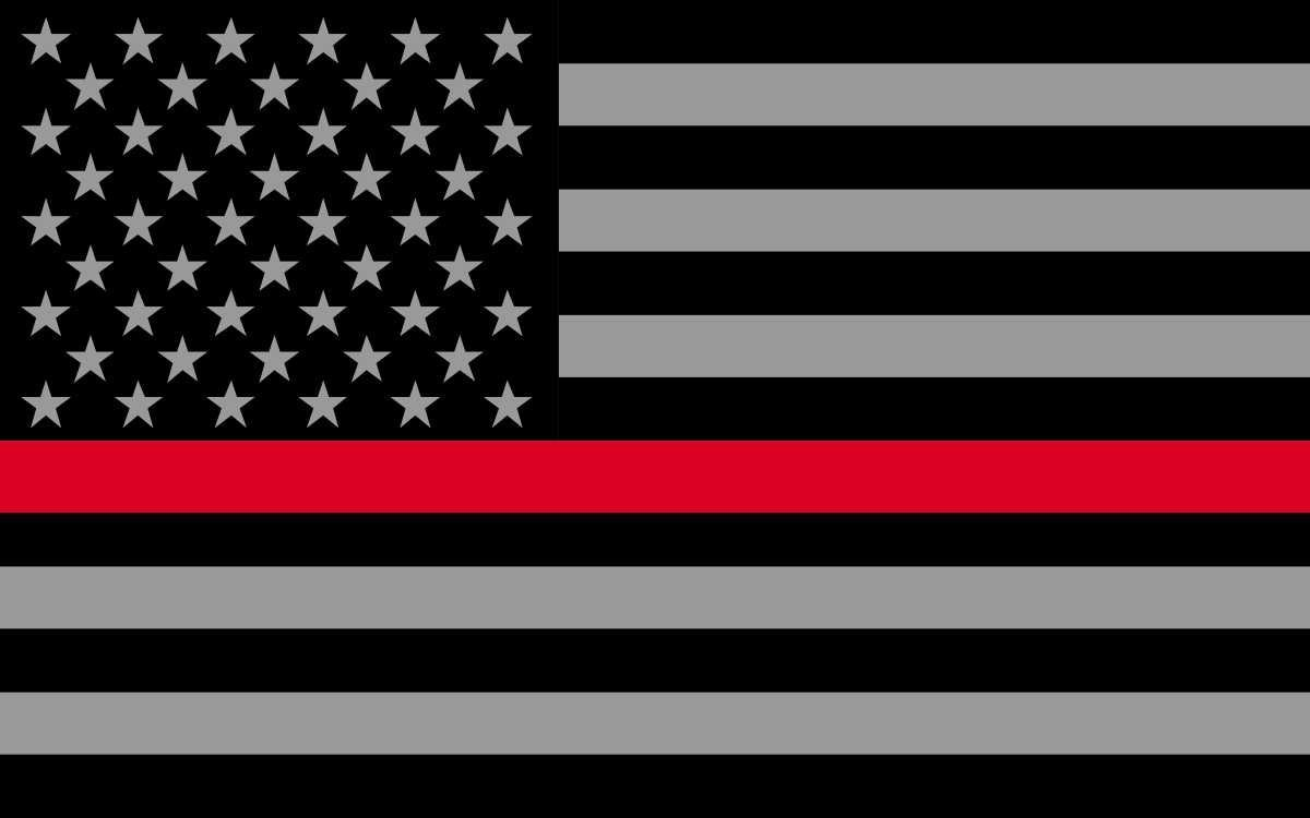 Thin red line 24